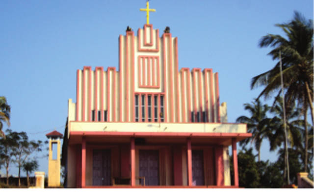 Our Lady of Lourdes Forane Church, Madampam, Kannur