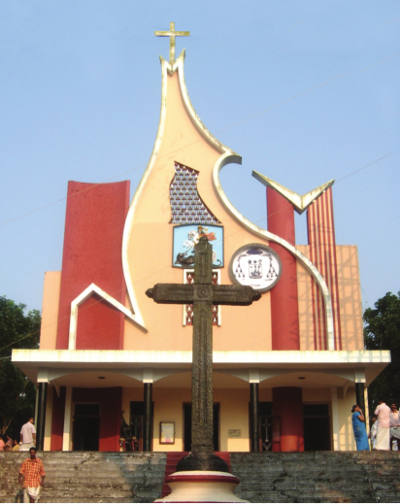 St. George's Forane Church Kaipuzha
