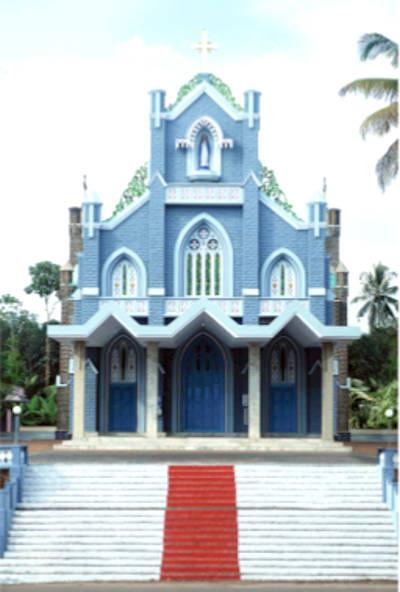 St. Mary's Forane Church Chunkom