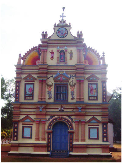 St. Mary's Forane Church Kaduthuruthy
