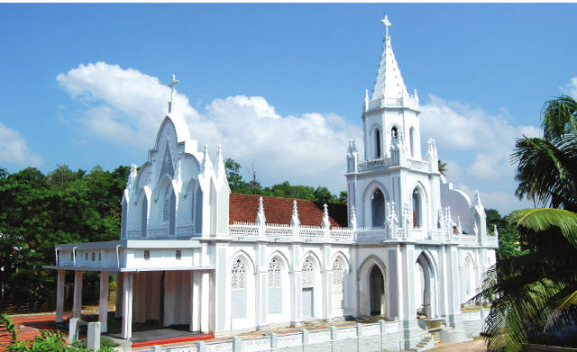 St. Mary's Forane Church Kidangoor