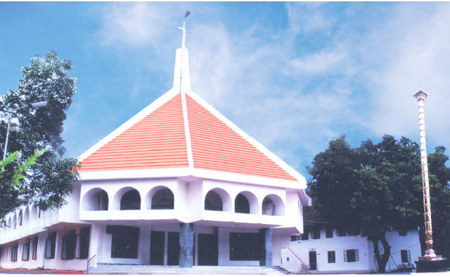 St. Stephen's Forane Church Uzhavoor