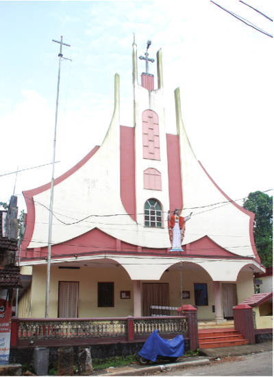 SS. Peter & Paul Knanaya Catholic Church Cherpunkal