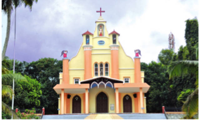 St. Augustine's Church Karimkunnam