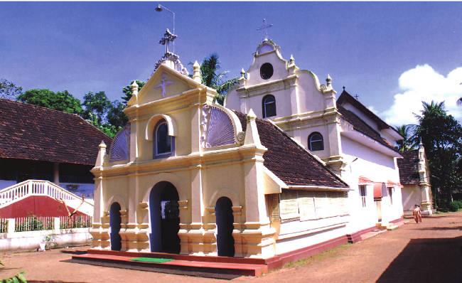 St.George Forane Church-Edacat