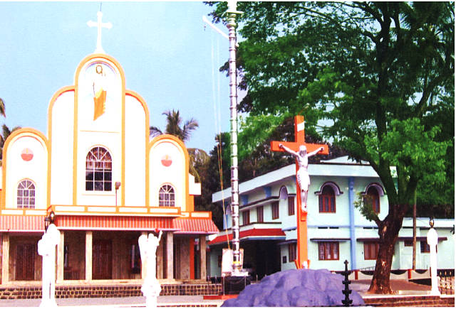 St. Joseph's Knanaya Catholic Church Ettumanoor