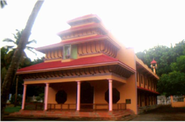 Our Lady of Hope Knanaya Catholic Church, Chulliyode, Malappuram