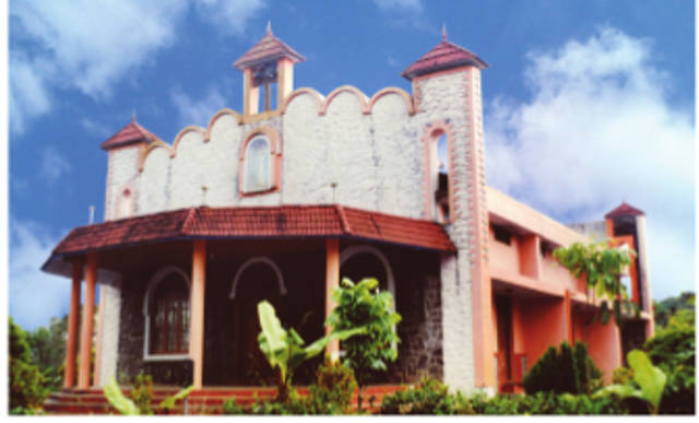 Our Lady of Rosary Knanaya Catholic Church Chakkupallam