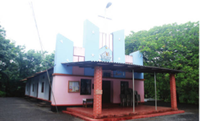 St. Joseph's Knanaya Catholic Church, Alex Nagar, Kannur