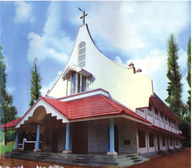 St. Joseph's Knanaya Catholic Church Arunoottimangalam