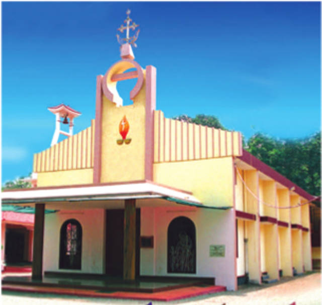 St. Joseph's Knanaya Catholic Church Manakkad