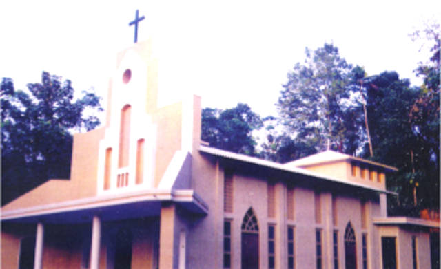 St. Mary's Knanaya Catholic Church, Aythala, Ranny