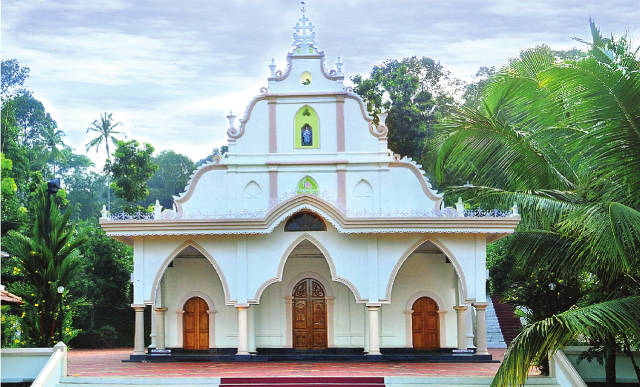 St. Mary's Knanaya Catholic Church Cherukara