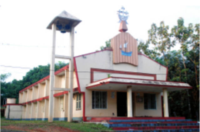 Arogyamatha Knanaya Catholic Church, Kadaba,  South Kanara