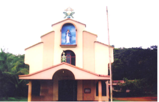 Assumption Knanaya Catholic Church, Arayanagad, Kannur