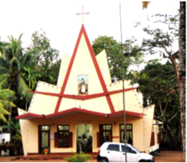 Good Shepherd Knanaya Catholic Church, Chengalam, Kottayam