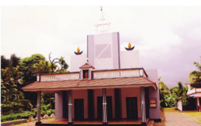Perpetual Succour Knanaya Catholic Church, Kappiset, Wayanad