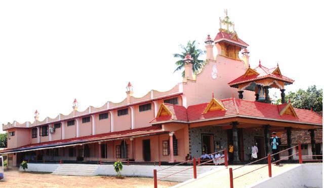 St. Mary's Knanaya Catholic Church Brahmamangalam