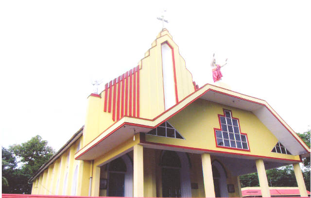 St. Mary's Knanaya Catholic Church Kattachira