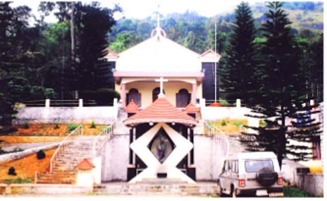 St. Stephen's Knanaya Catholic Church Kattappana