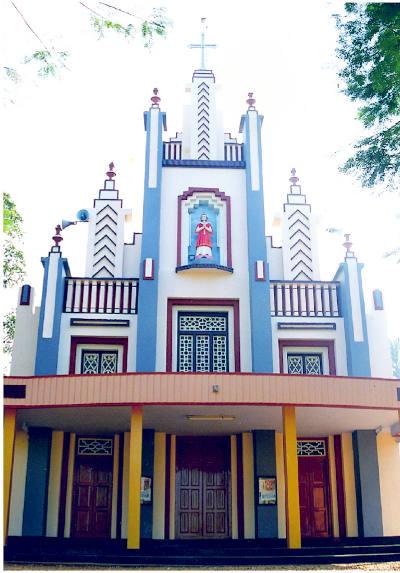 St. Stephen's Knanaya Catholic Church Kurumulloor
