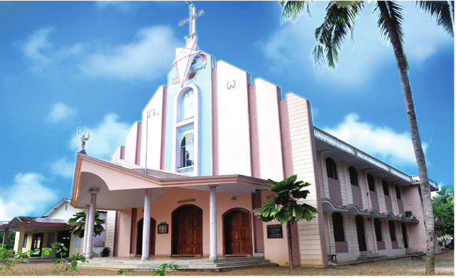 Holy Family Knanaya Catholic Church East Nattassery