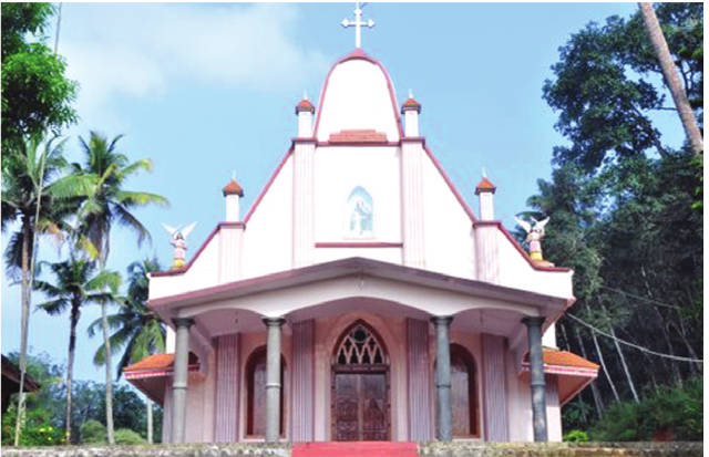 St. Anne's Knanaya Catholic Church Edakoly