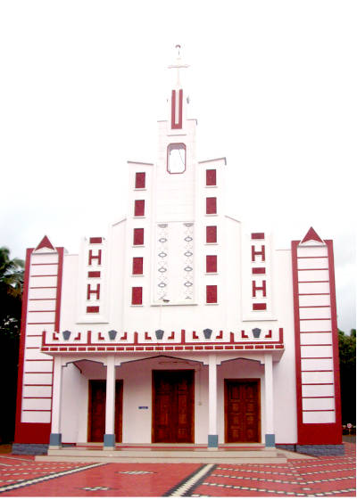 St. John's Knanaya Catholic Church Chamakala