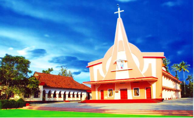 St. Mary's Knanaya Catholic Church Koodalloor