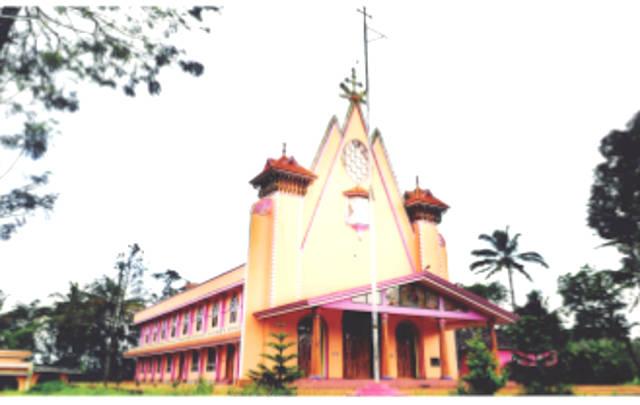 St. Mary's Knanaya Catholic Church N R City
