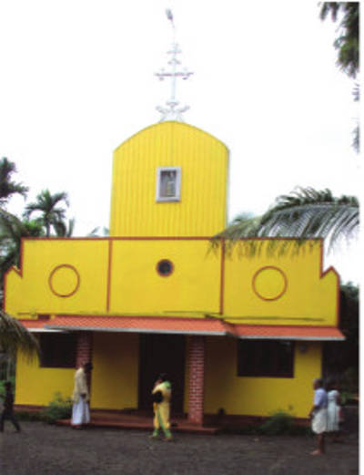 St. Peter's Knanaya Catholic Church, Kottathara, Wayanad