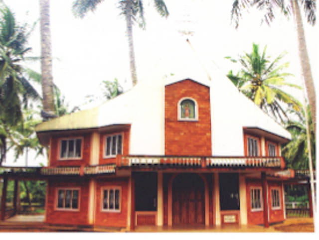 St. Stephen Knanaya Catholic Church, Pius Nagar, Wayanad