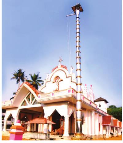 Sacred Heart Knanaya Catholic Church Monippally