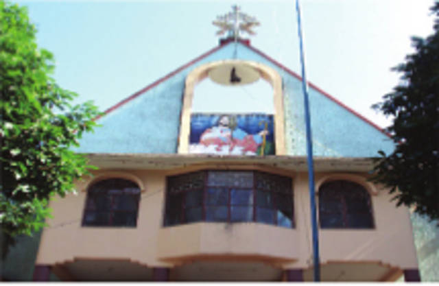 St. Anne's Knanaya Catholic Church, Kottody, Kasargod