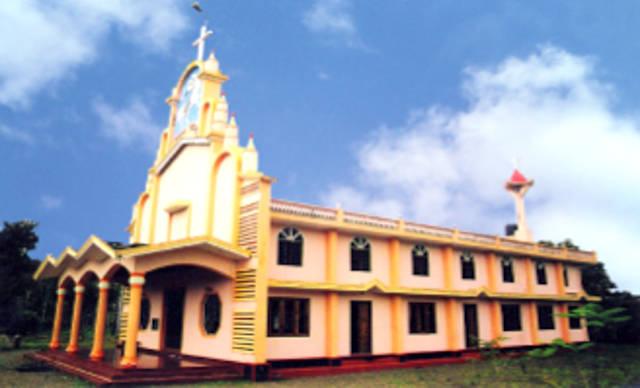 St. James Knanaya Catholic Church Poothaly