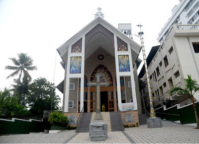 St. Kuriakose Knanaya Catholic Church Ernakulam
