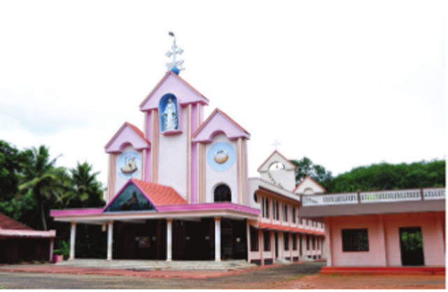St. Mary's Knanaya Catholic Church Muttom