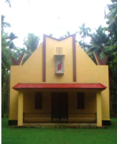 St. Stephen's Knanaya Catholic Church, Munderi, Malappuram