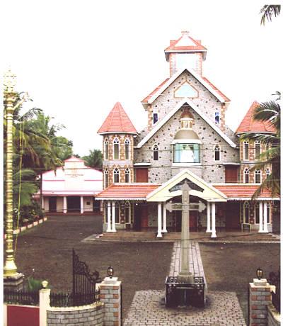 St. Mary's Knanaya Catholic Church Kallara New