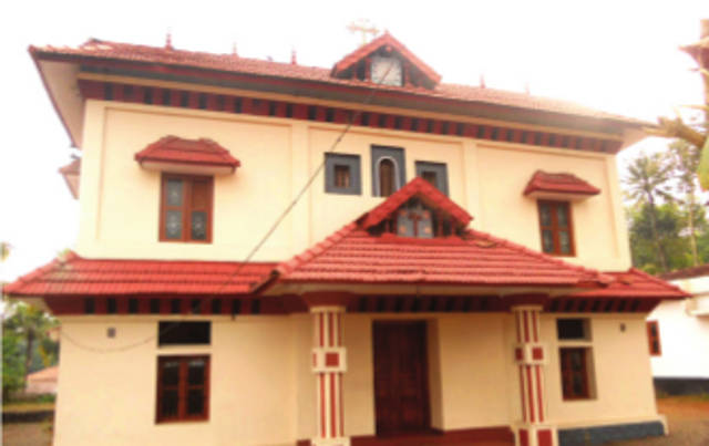 St. Mary's Knanaya Catholic Church, Kattode, Pathanamthitta