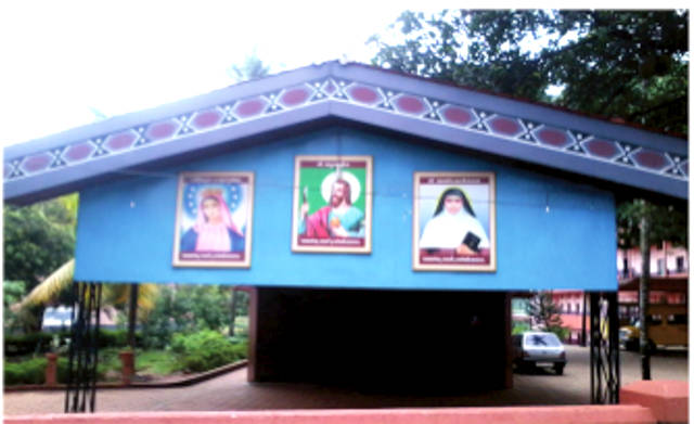 St. Mary's Knanaya Catholic Church, Sreepuram, Kannur