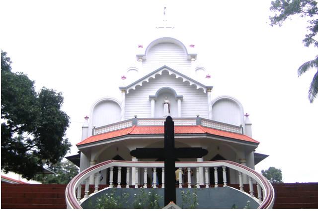 St. Pius X Knanaya Catholic Church Pius Mount