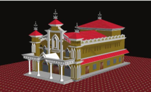 St. Polycarp Knanaya Catholic Church Senapathy
