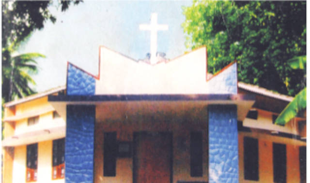 St. Stephen's Knanaya Catholic Church, Attapady, Palakkad