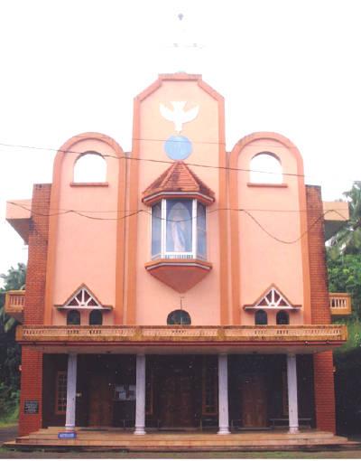 St. Stephen's Knanaya Catholic Church Mannanam