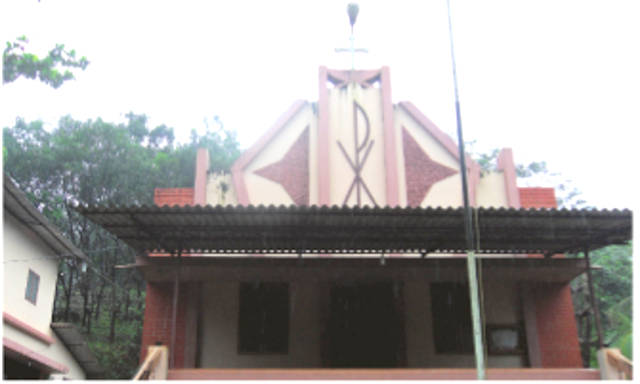 St. Joseph's Knanaya Catholic Church, Kottoorvayal, Kannur