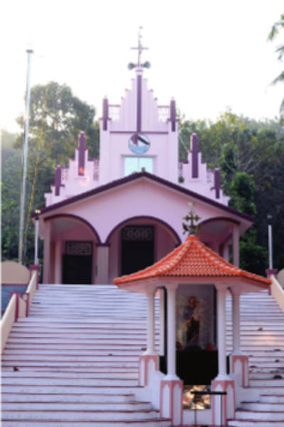 St. Joseph's Knanaya Catholic Church Vadakkummury