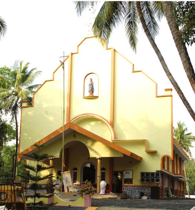 St. Mary's Knanaya Catholic Church Kothanalloor