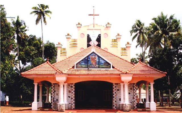 St. Michael's Knanaya Catholic Church Neendoor