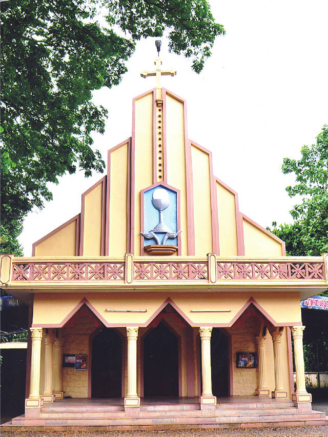 St. Thomas Knanaya Catholic Church Malloossery